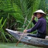 Learning life of fishing man in Hoian tour